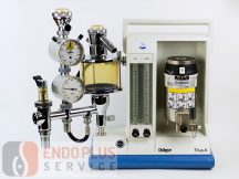 Draeger Titus NMR-kompatibilis altatógép