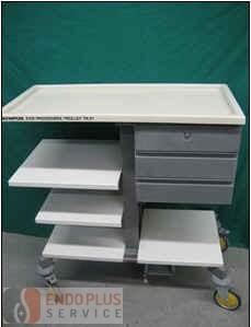 Olympus TK E1 trolley - endoszkópos tároló rendzser