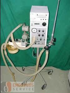 Draeger SIMV Pulmolog lélegezető, használt