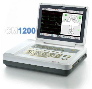 Comen CM1200 12-csatornás EKG készülék