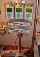 B.Braun Perfusor fms pumpa