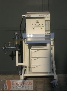 Dräger Fabius altatógép