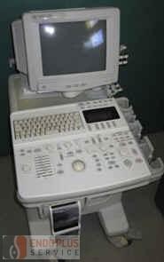 GE Logiq 500 mobil ultrahang készülék