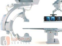 Toshiba Cath Lab röntgen Infinix