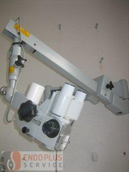 ZEISS OPMI 19, OPmikroszkóp falikarral, binokular, f=200,