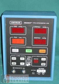 Criticon Dinamap 8100 vital monitor