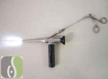 Állatorvosi otoscope készlet - sürgősségi szett