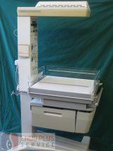AIR SHIELDS Resuscitaire gördíthető reanimációs asztal