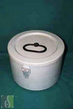 Sterilizáló doboz 24 cm magas