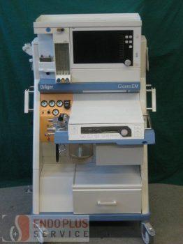 Draeger Cicero EM altatógép lélegeztetővel