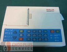 Schiller Cardiovit AT-1 hordozható 3/6-csatornás EKG