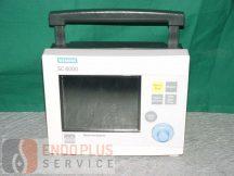 Siemens SC 6000 hordozható őrzőmonitor