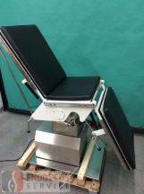 Schmitz Medimatic 121205 nőgyógyászati vizsgálóasztal / szék
