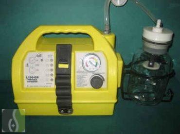 ALLIED GR-L190 2 literes hordozható szívó pumpa