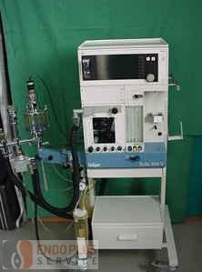 Draeger Sulla 909 V Altatógép lélegeztetővel