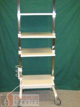 Video endoszkóp trolley - tároló rendszer