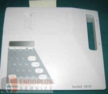 Siemens Burdick EK-10 1/3- csatornás EKG
