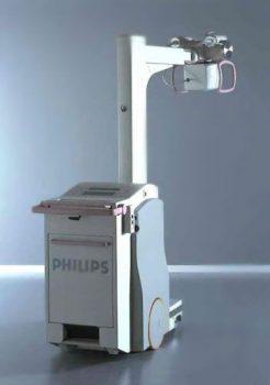 Philips Practix 100 mobil röntgen készülék
