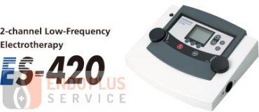 ES-420 2-csatornás elektroterápiás készülék