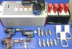 Synthes 530 akkumulátoros csontsebészeti motor szett